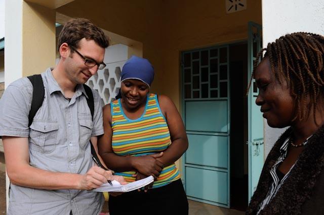 In Kakuma / Kenia. Foto: Jörg Böthling