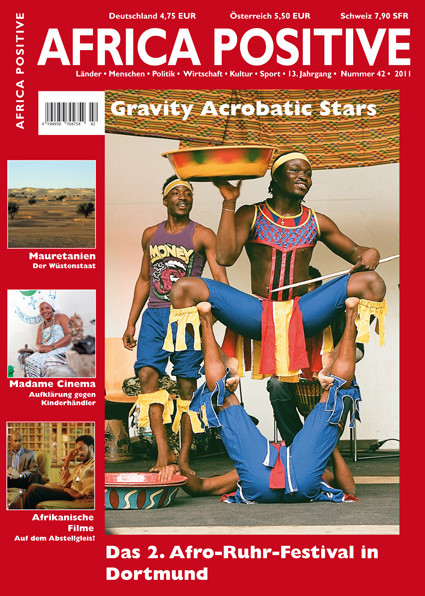 Titelbild Africa Positive, Ausgabe 42-2011