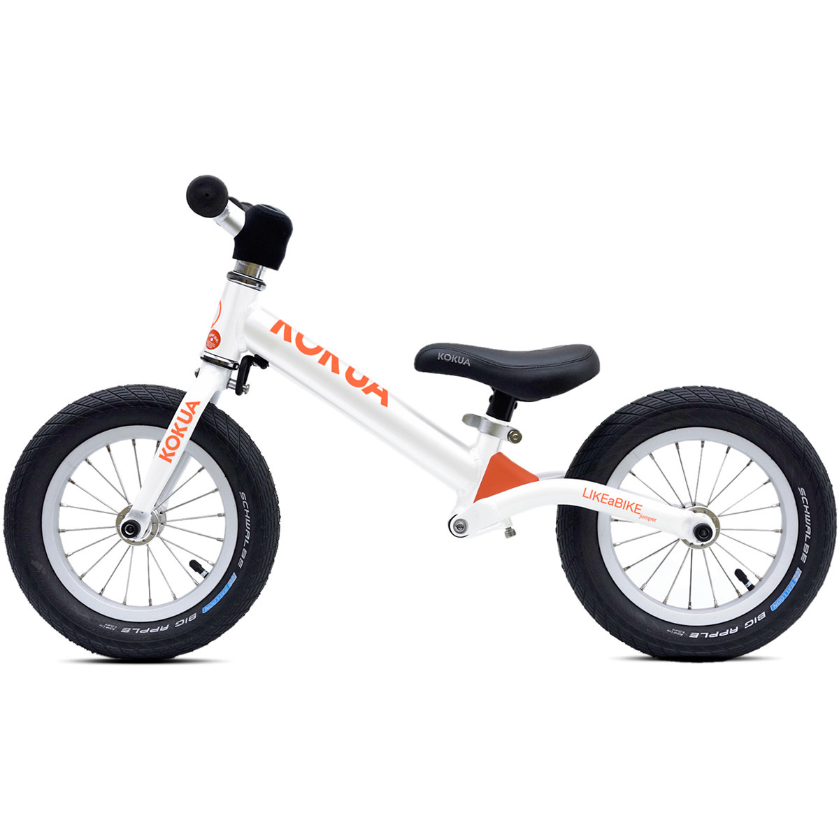 LikeaBike Jumper White Edition