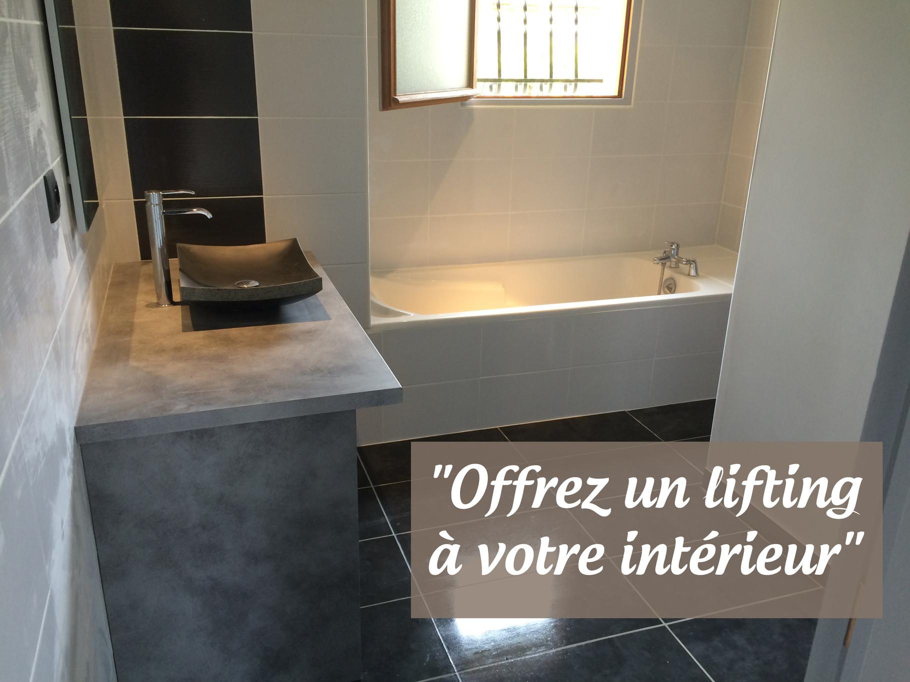Accueil r novation de votre int rieur en drome ardeche for Jean philippe toussaint la salle de bain