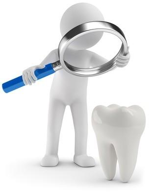 Gesunder Zahn,Zahnfleischentzündung,Parodontitis