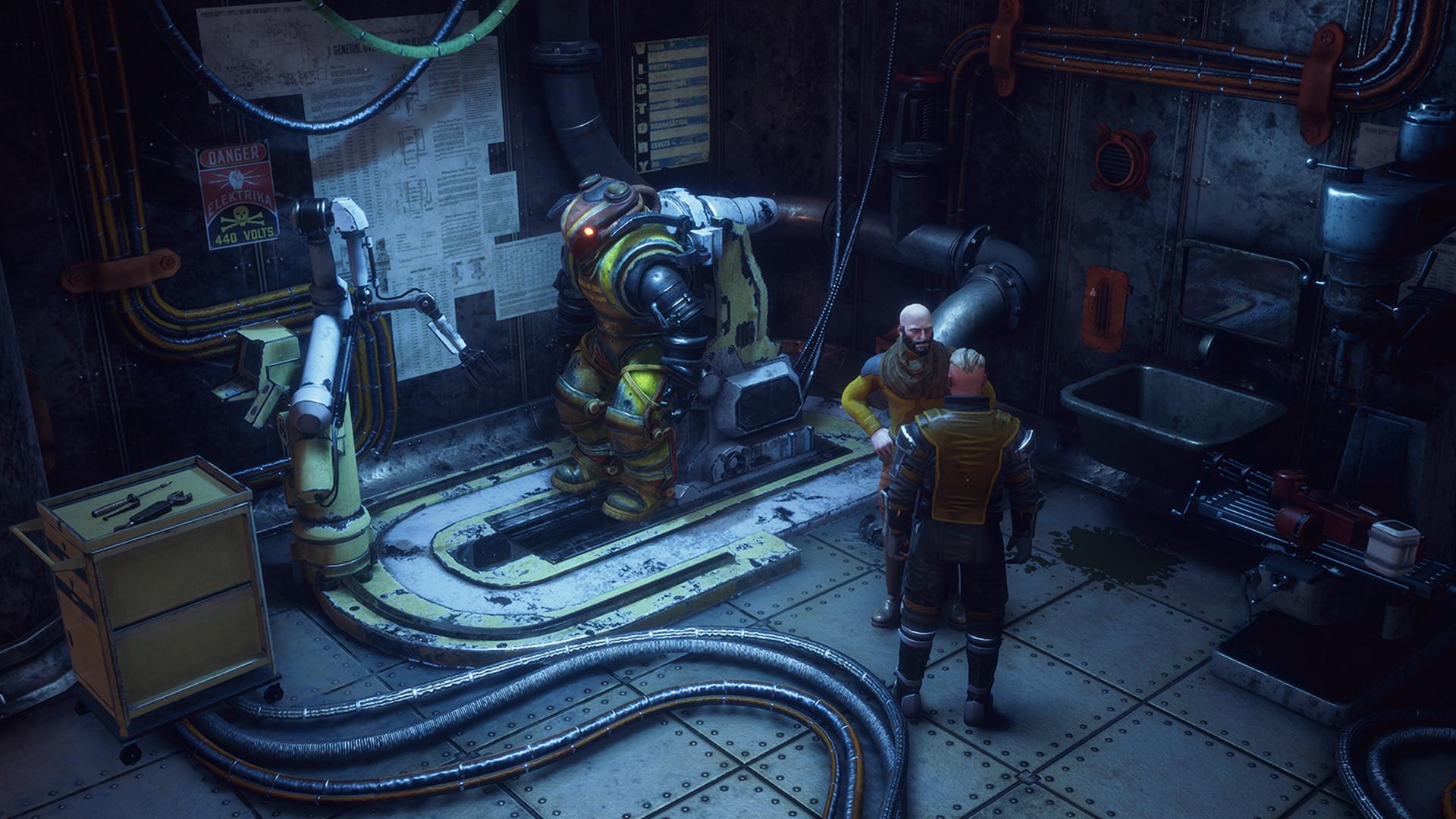 Insomnia: The Ark Screenshot 12 - Bilderquelle: HeroCraft