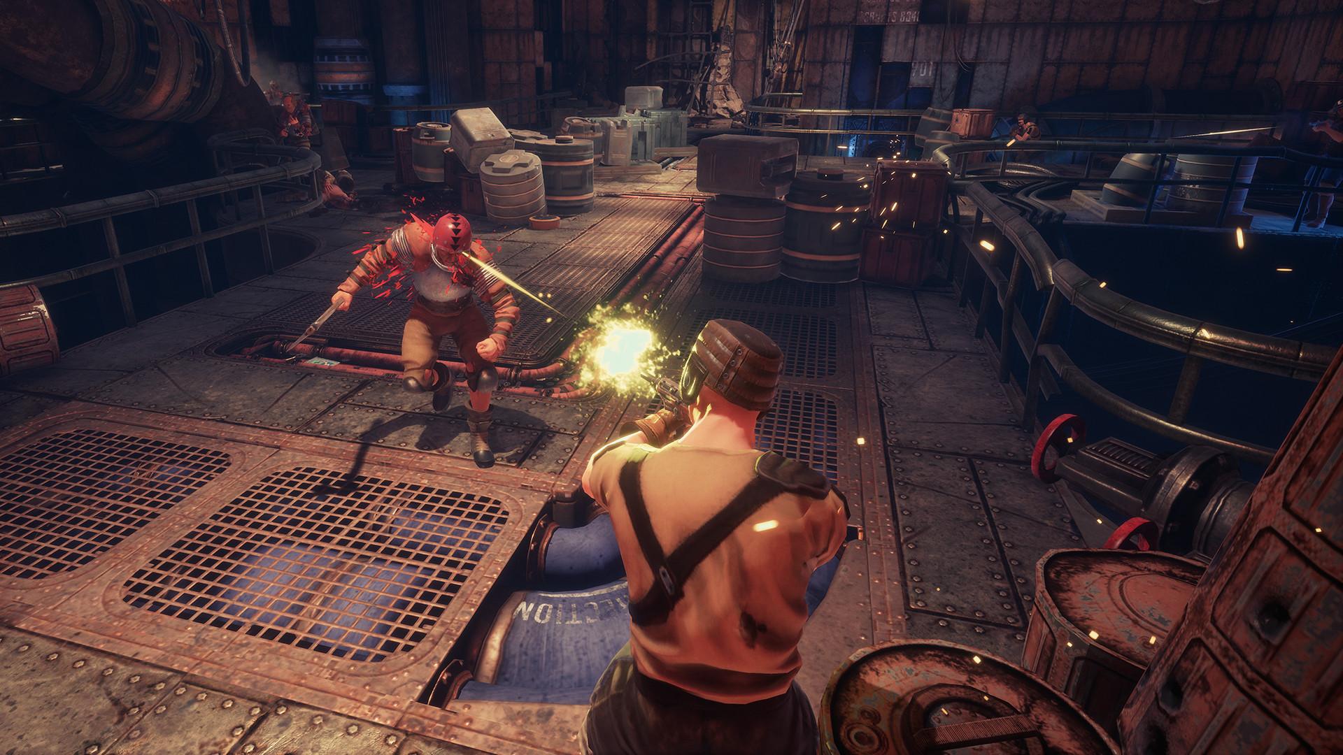 Insomnia: The Ark Screenshot 10 - Bilderquelle: HeroCraft