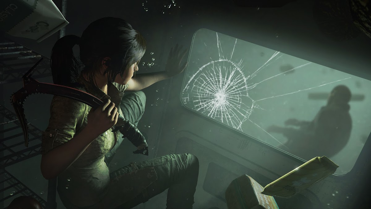 Shadow of the Tomb Raider Gameplay Screenshots #4 - Bild: Eidos Monreal
