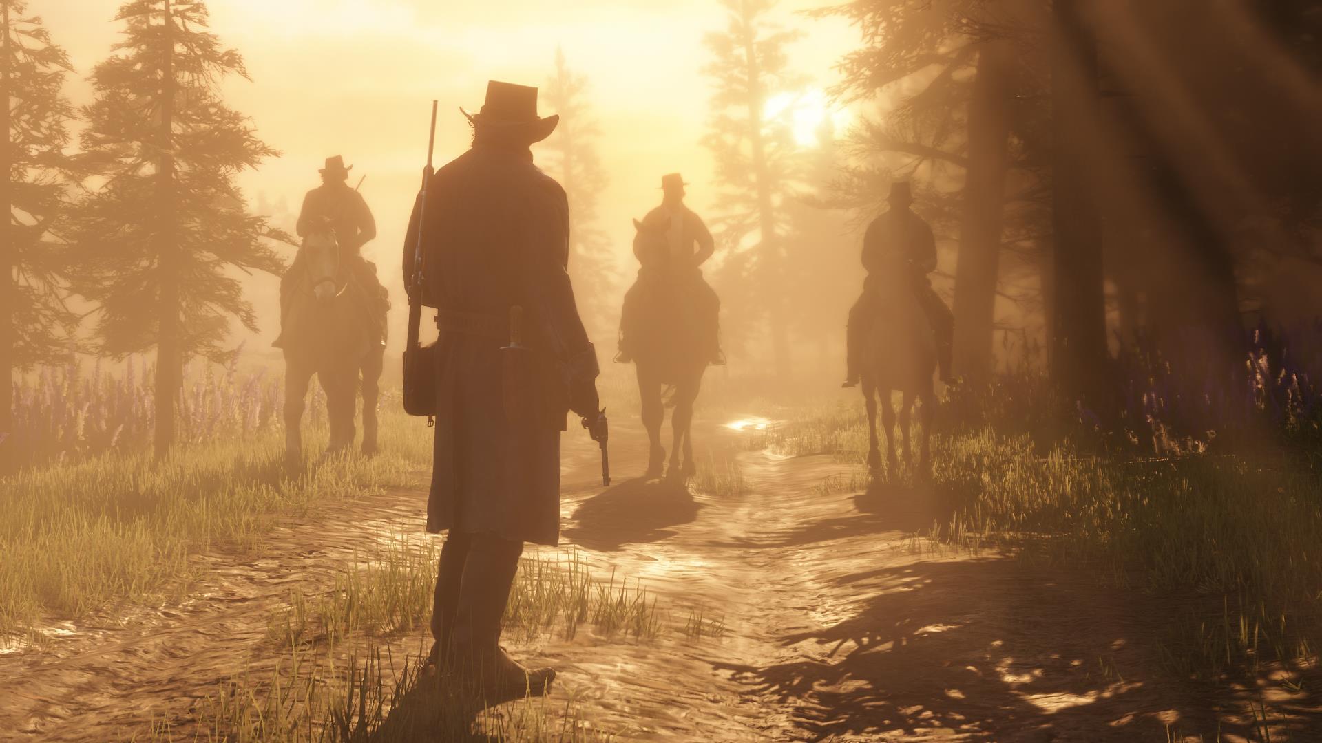 Neue Screenshots zu Red Dead Redemption 2 zeigen Tierwelt, Open World und Charaktere. Bild 1 - Quelle: Rockstar Games