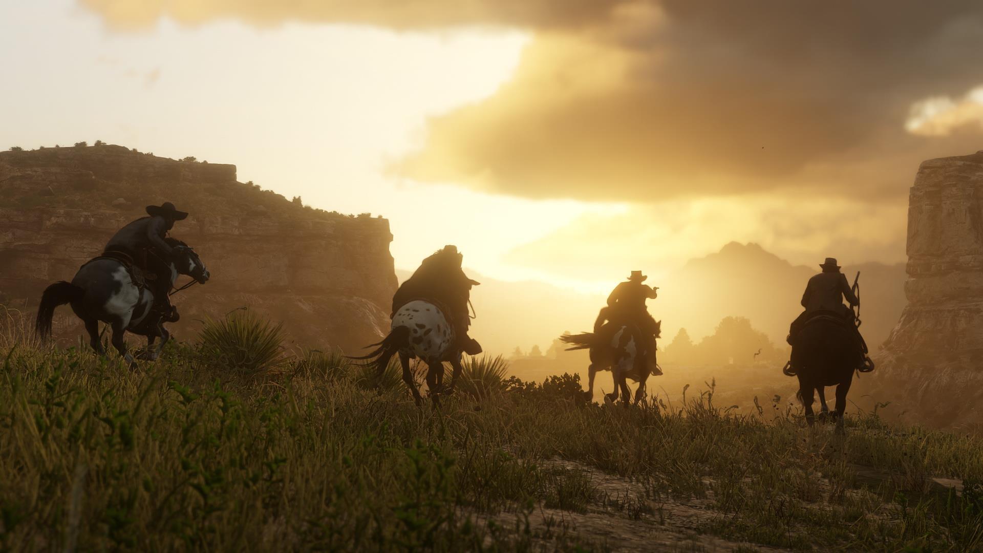 Neue Screenshots zu Red Dead Redemption 2 zeigen Tierwelt, Open World und Charaktere. Bild 11 - Quelle: Rockstar Games