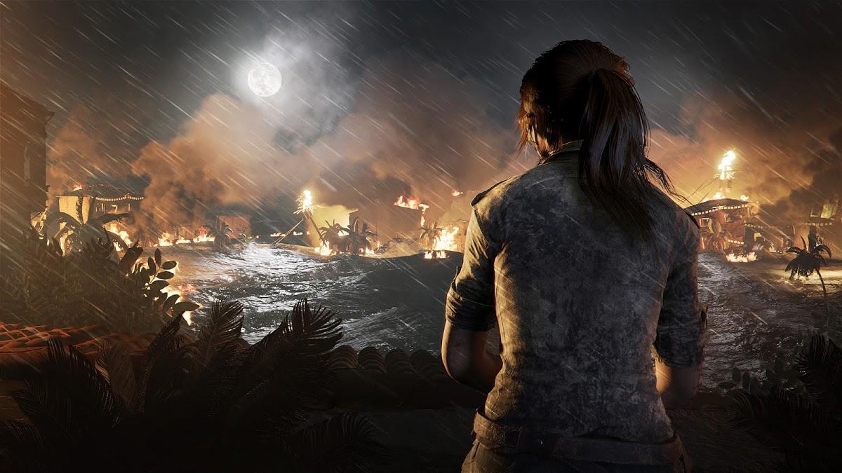 Shadow of the Tomb Raider Gameplay Screenshots #8 - Bild: Eidos Monreal