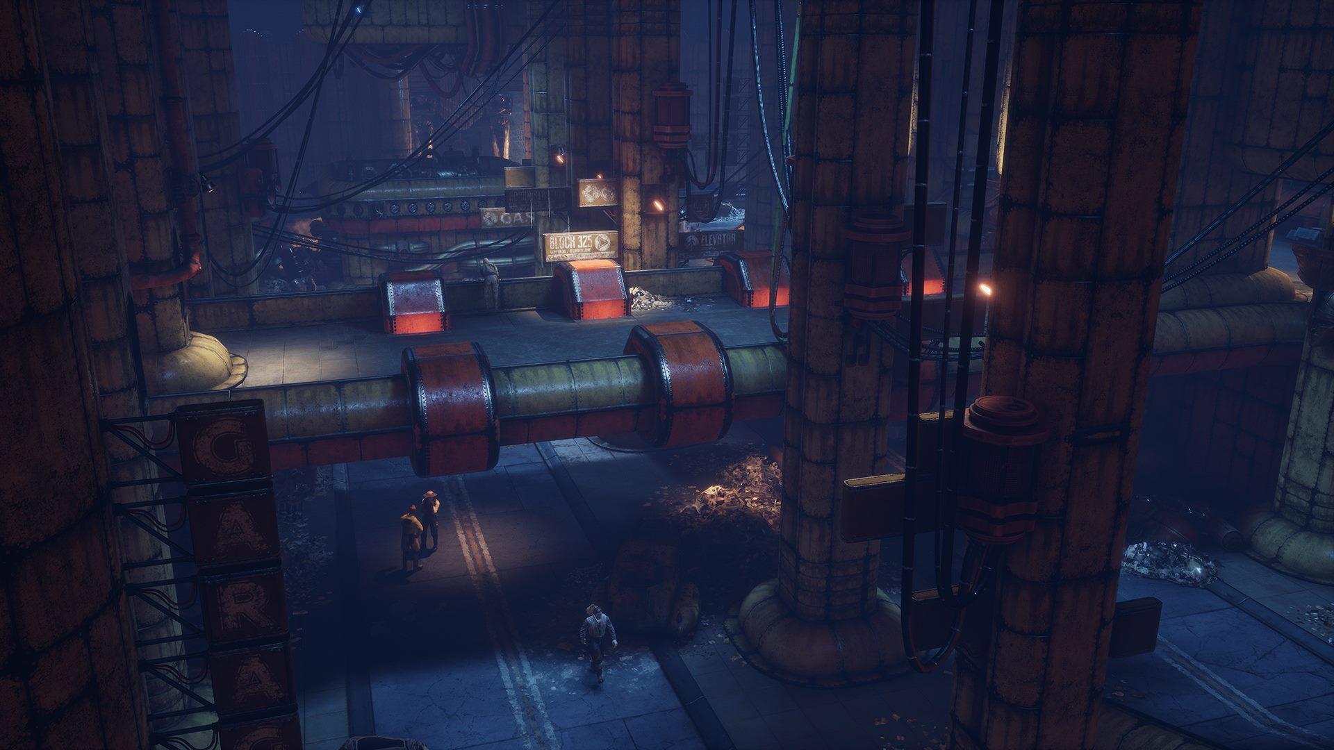 Insomnia: The Ark Screenshot 6 - Bilderquelle: HeroCraft
