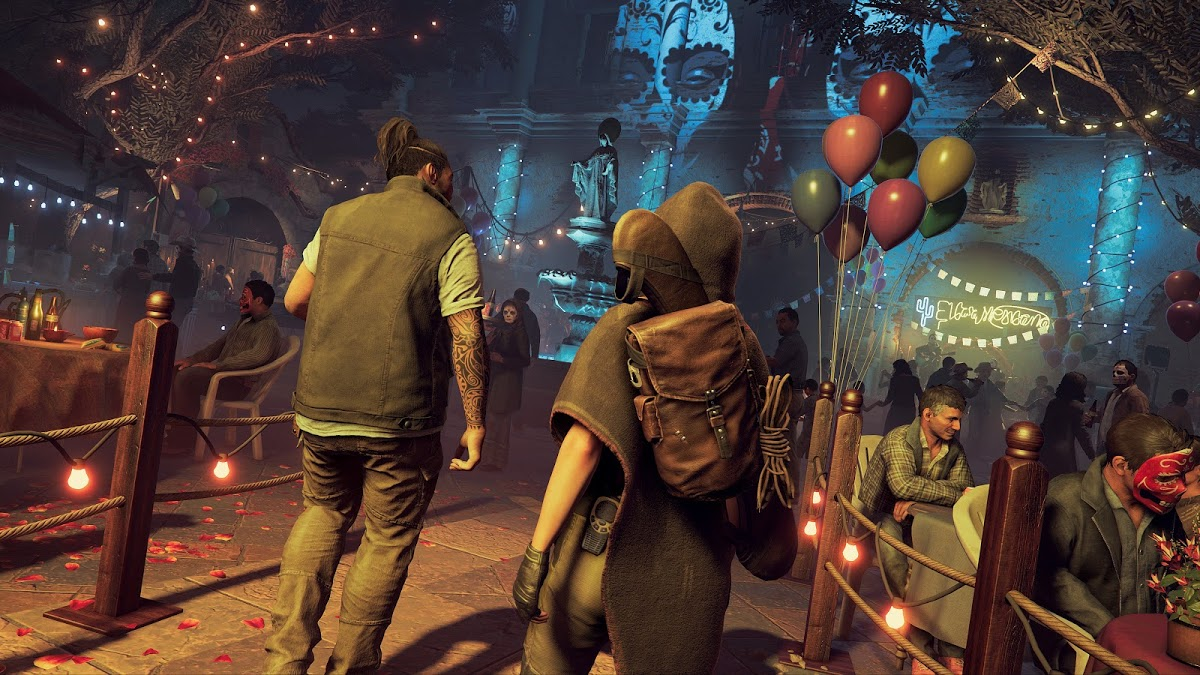Shadow of the Tomb Raider Gameplay Screenshots #2 - Bild: Eidos Monreal