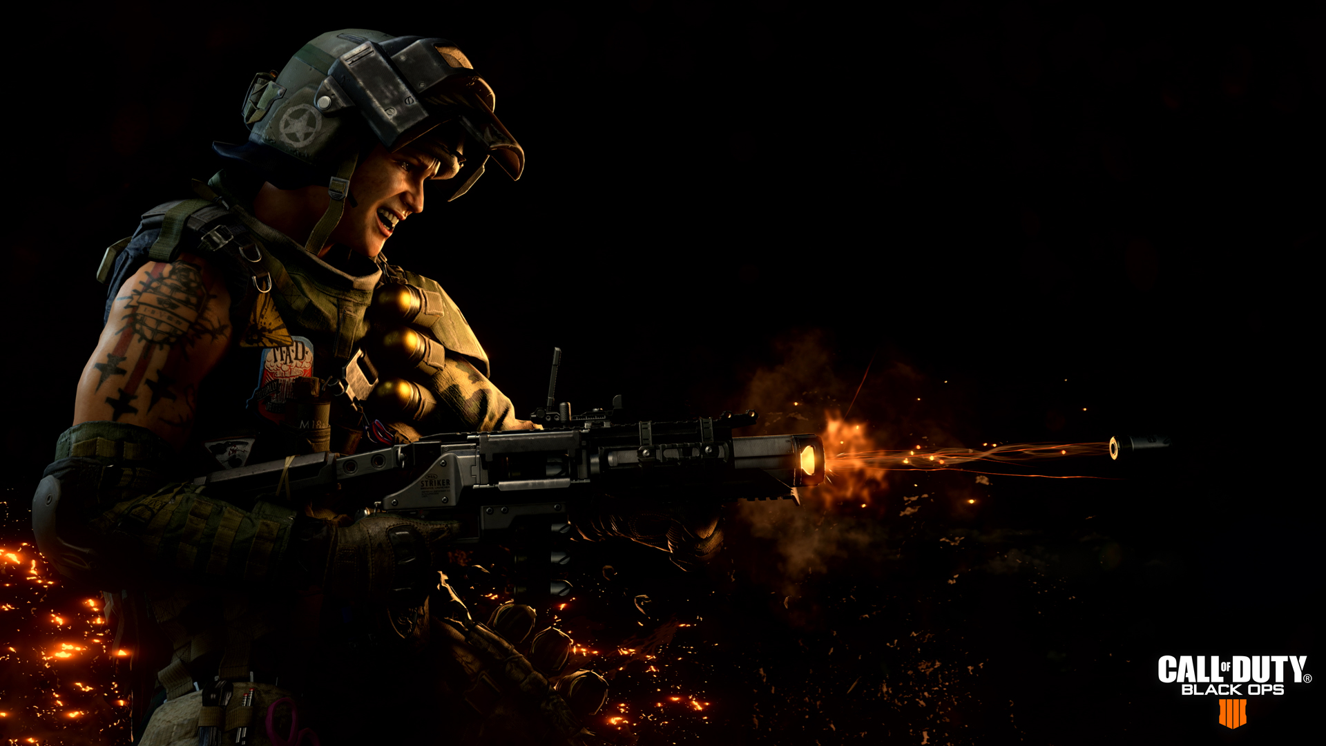 Call of Duty Black Ops 4 Screenshot #5. Bild: Activision