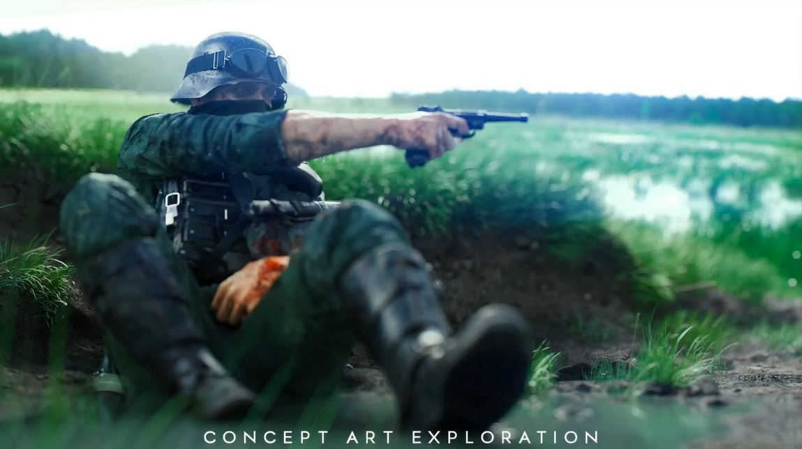 Battlefield 5 Artwork #5 Bilder: EA