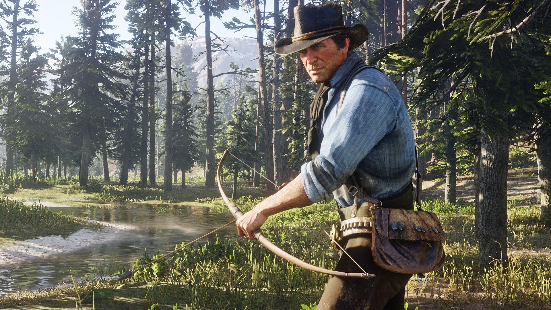 Neue Screenshots zu Red Dead Redemption 2 zeigen Tierwelt, Open World und Charaktere. Bild 9 - Quelle: Rockstar Games