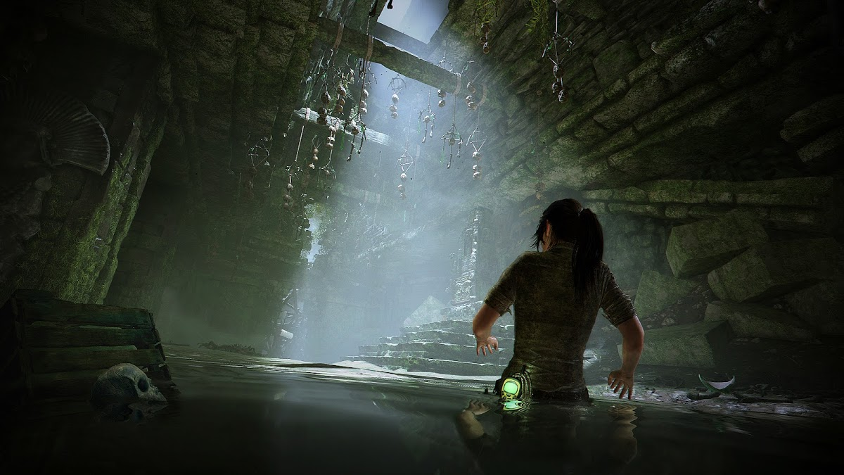 Shadow of the Tomb Raider Gameplay Screenshots #10 - Bild: Eidos Monreal