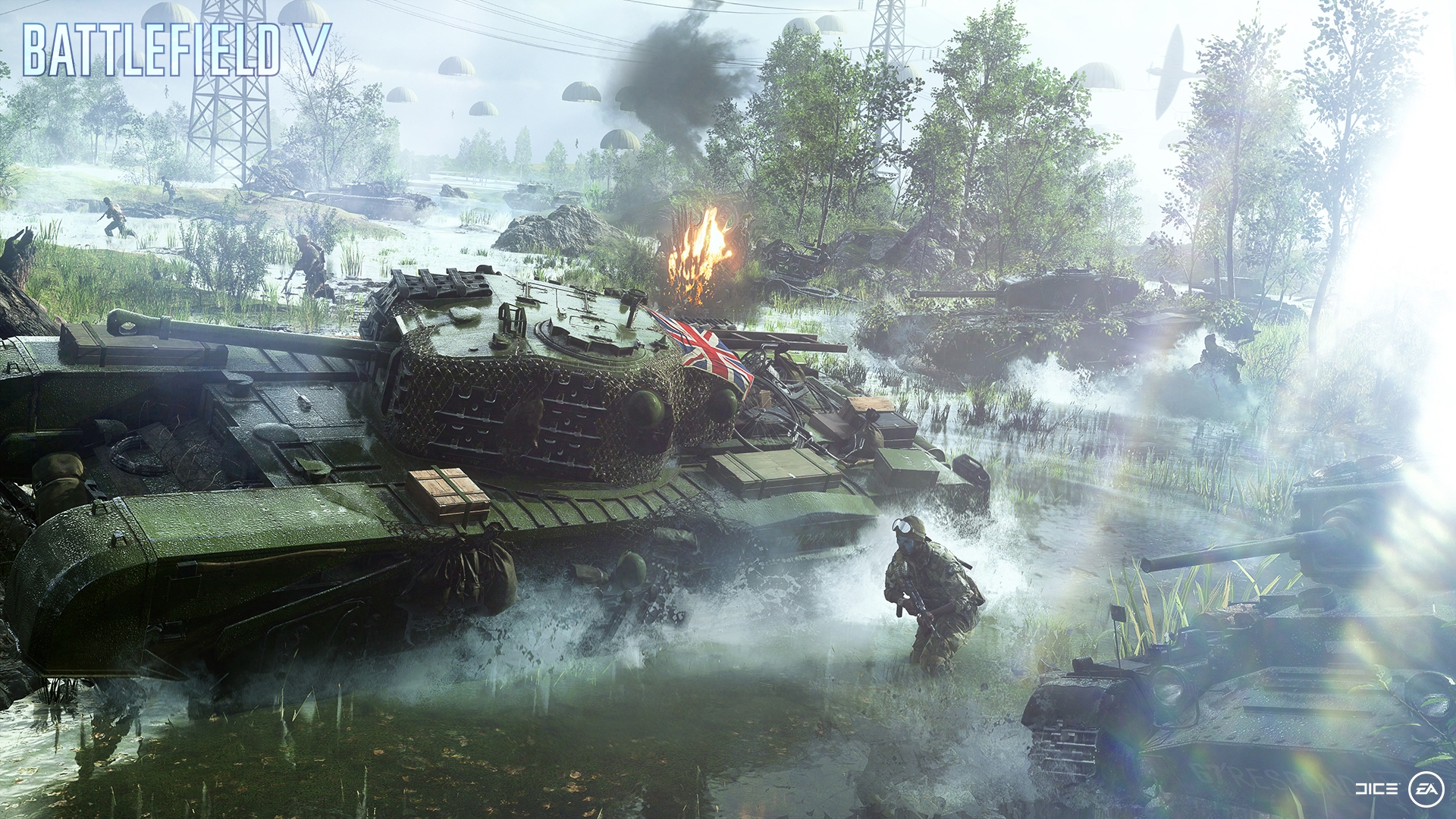 Battlefield 5 Screenshots #11 - Bild: EA