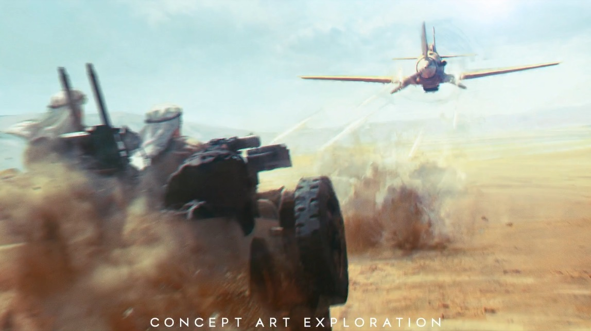 Battlefield 5 Artwork #2 Bilder: EA