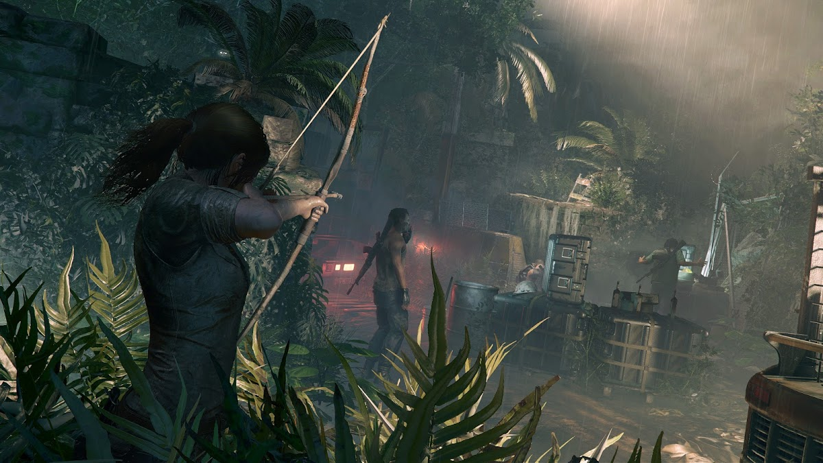 Shadow of the Tomb Raider Gameplay Screenshots #3 - Bild: Eidos Monreal