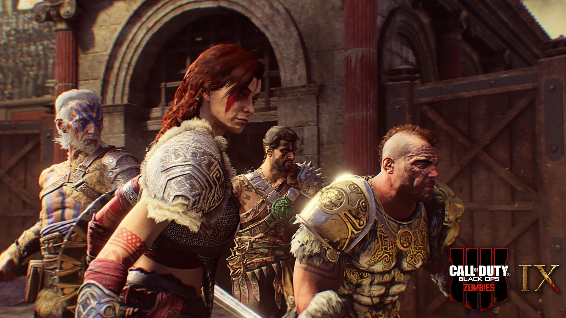 Call of Duty Black Ops 4 Screenshot #3. Bild: Activision