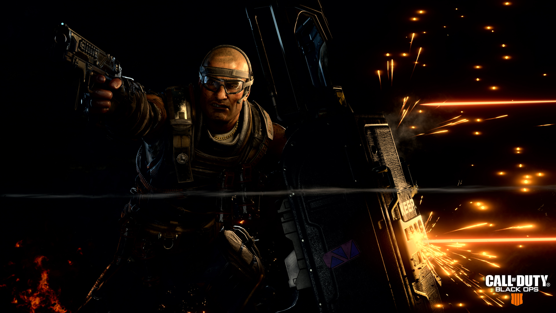 Call of Duty Black Ops 4 Screenshot #4. Bild: Activision