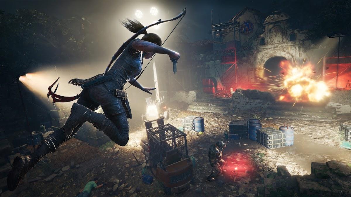 Shadow of the Tomb Raider Gameplay Screenshots #5 - Bild: Eidos Monreal