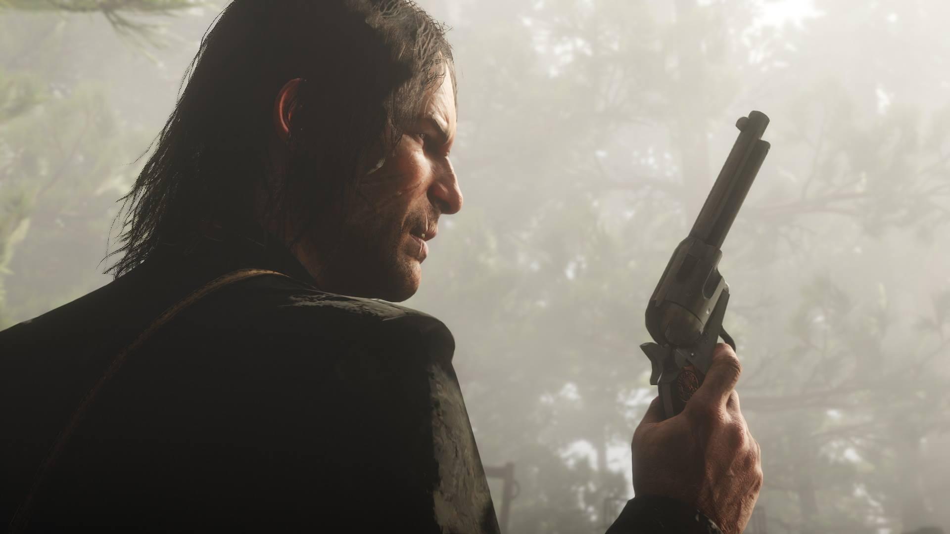 Neue Screenshots zu Red Dead Redemption 2 zeigen Tierwelt, Open World und Charaktere. Bild 14 - Quelle: Rockstar Games