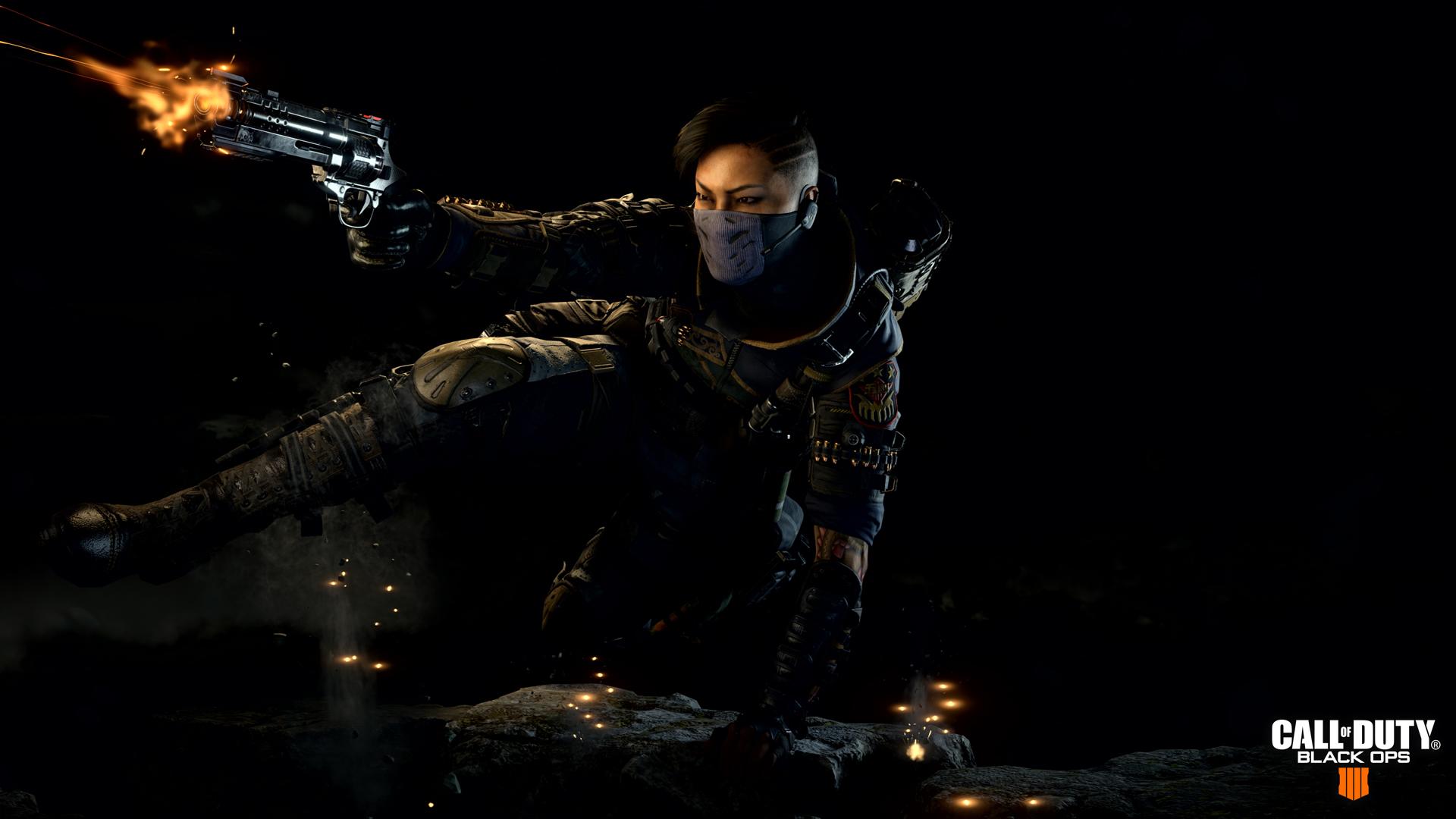 Call of Duty Black Ops 4 Screenshot #8. Bild: Activision