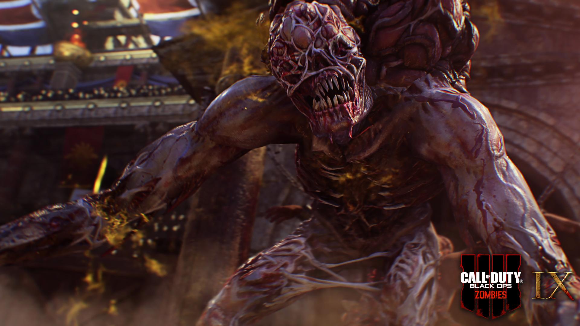 Call of Duty Black Ops 4 Screenshot #1. Bild: Activision