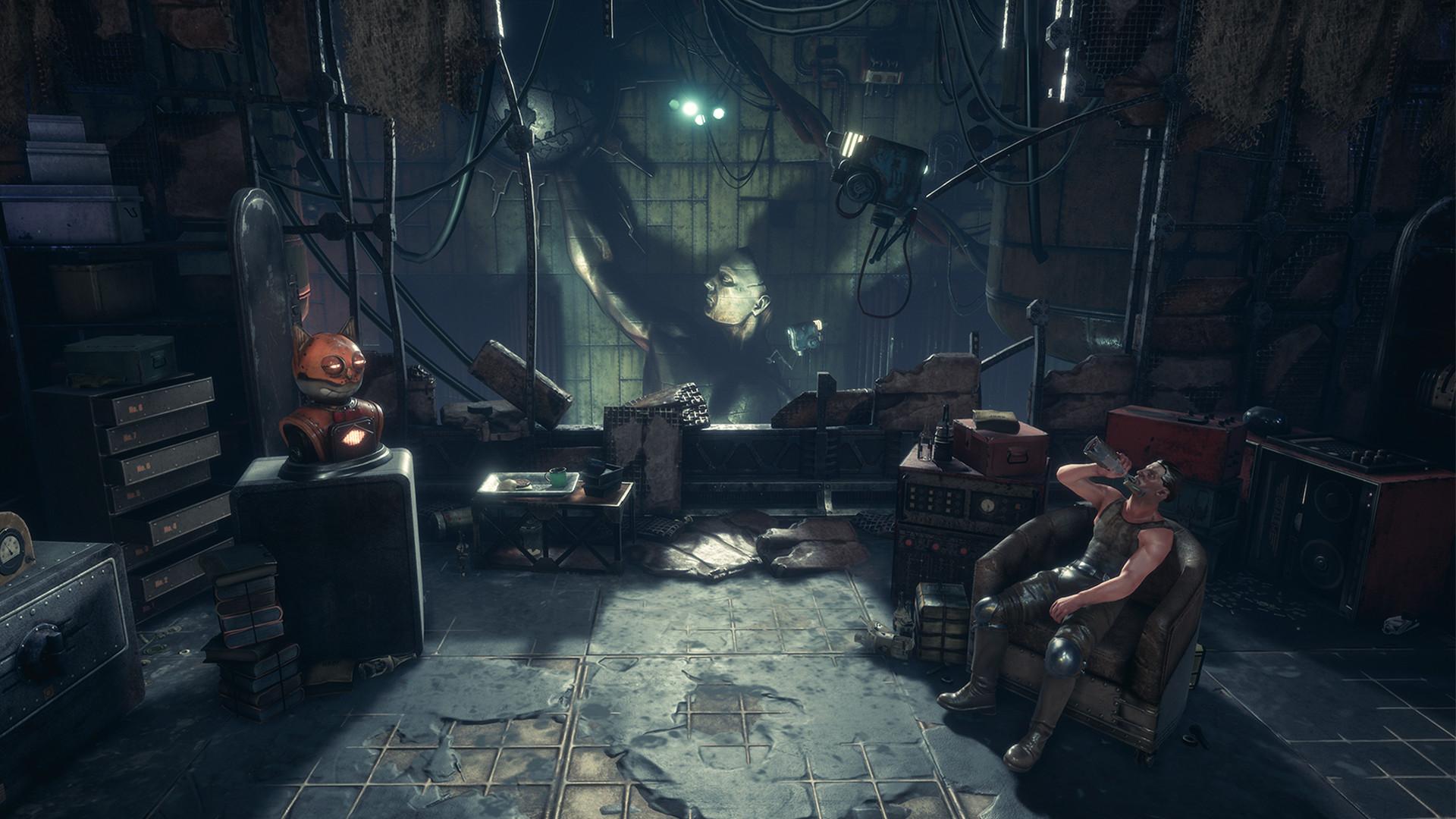 Insomnia: The Ark Screenshot 11 - Bilderquelle: HeroCraft