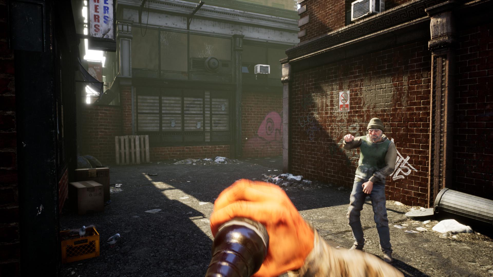 Gameplay-Screenshot zu Bum Simulator #4. Bilderquelle: PlayWay S.A