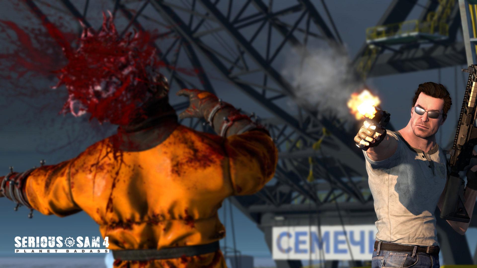 Serious Sam 4 Screenshots #2 Bild: Croteam