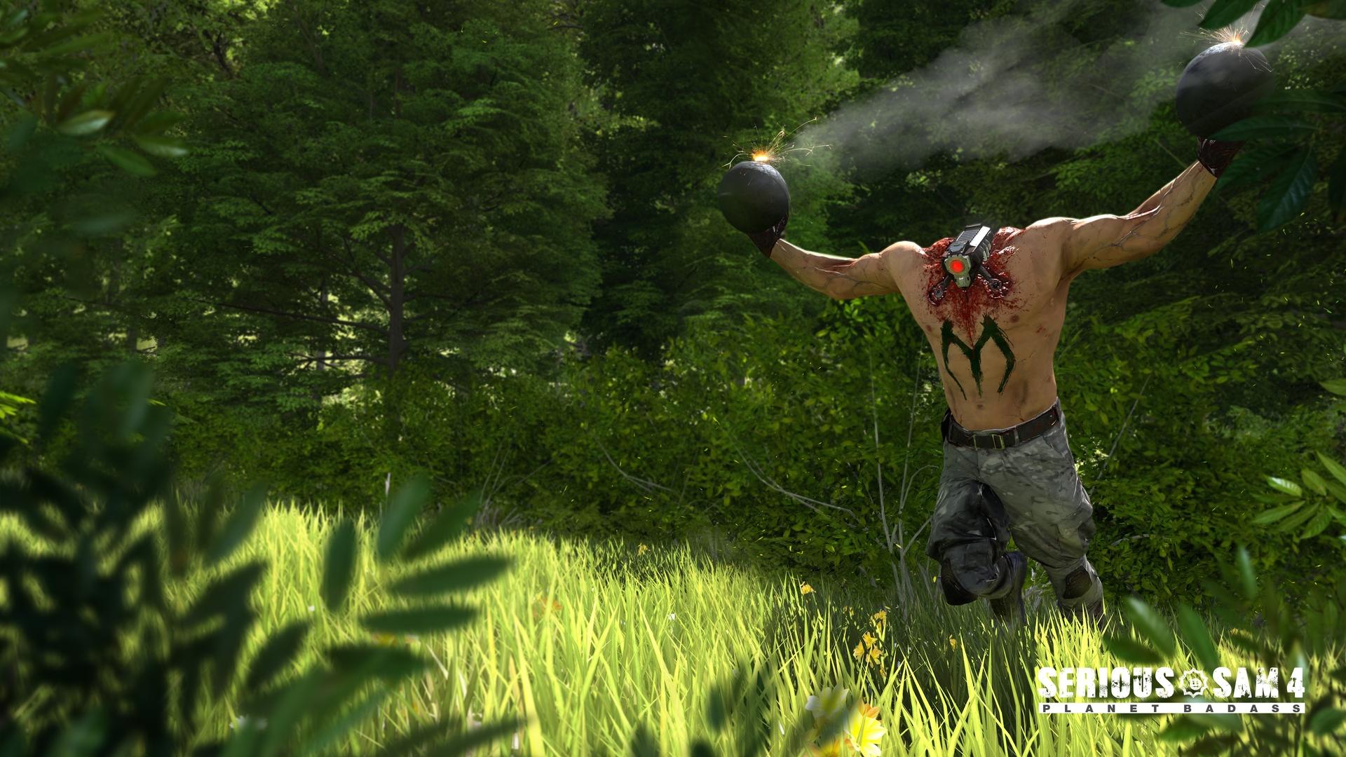 Serious Sam 4 Screenshots #5 Bild: Croteam