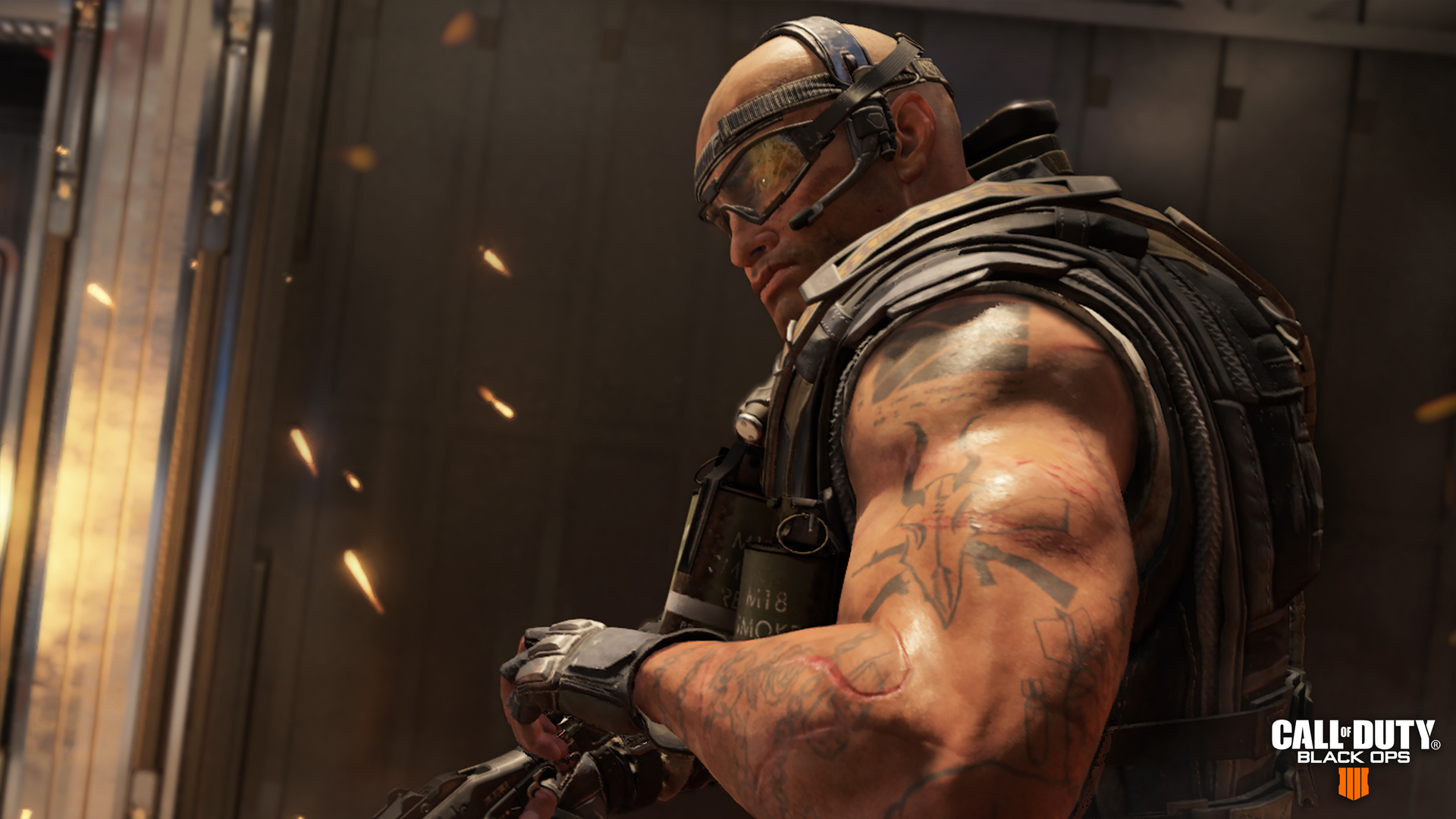 Call of Duty Black Ops 4 Screenshot #2. Bild: Activision