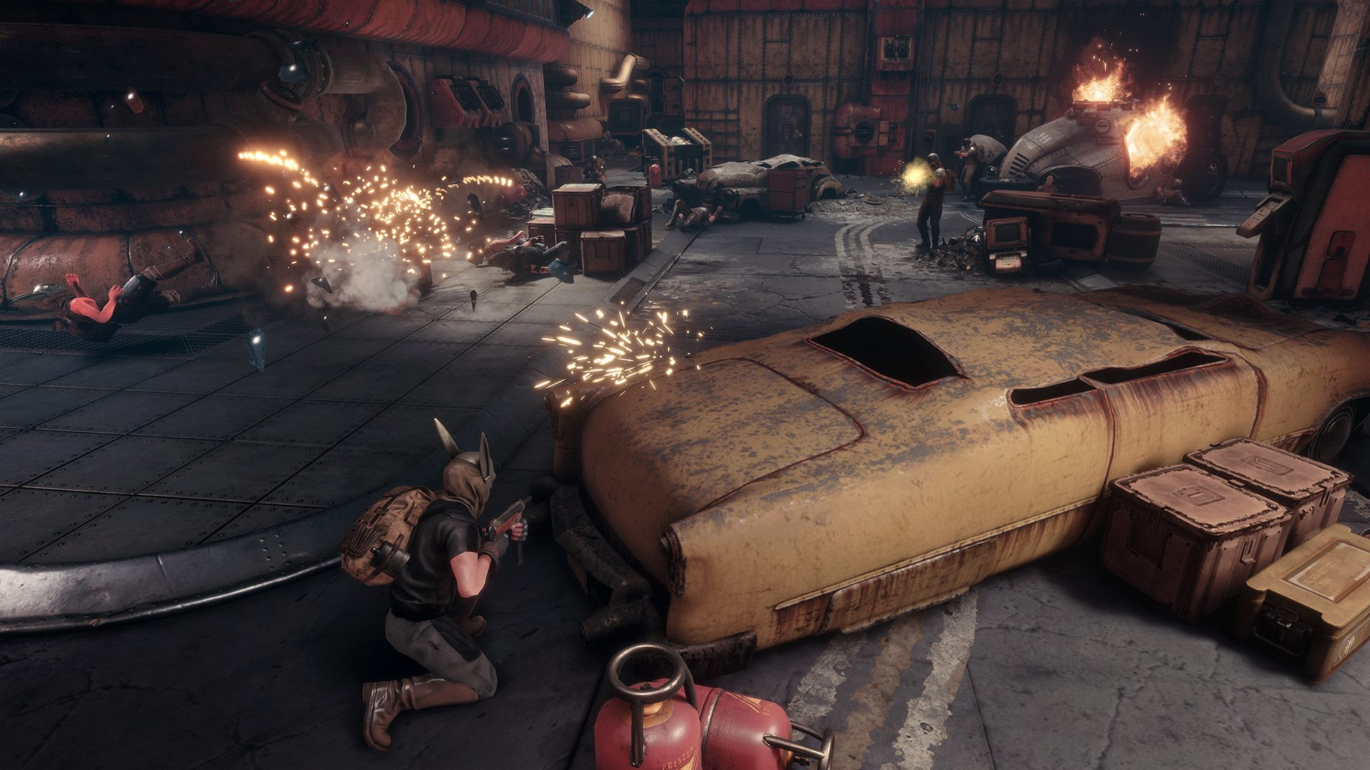 Insomnia: The Ark Screenshot 3 - Bilderquelle: HeroCraft