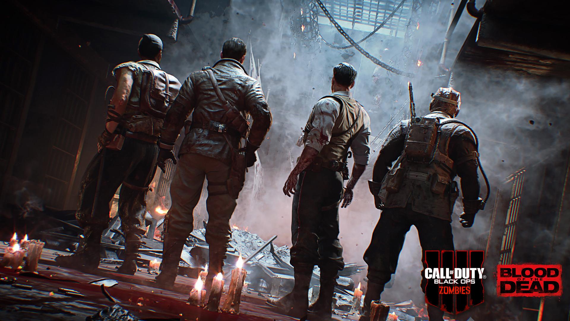 Call of Duty Black Ops 4 Screenshot #9. Bild: Activision