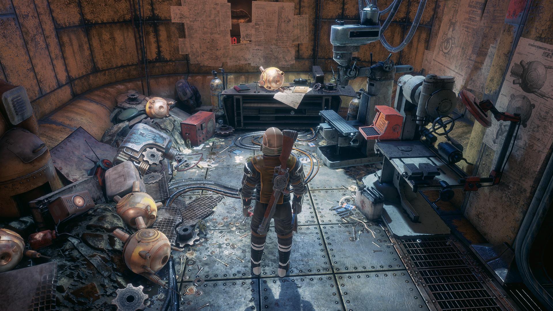 Insomnia: The Ark Screenshot 8 - Bilderquelle: HeroCraft