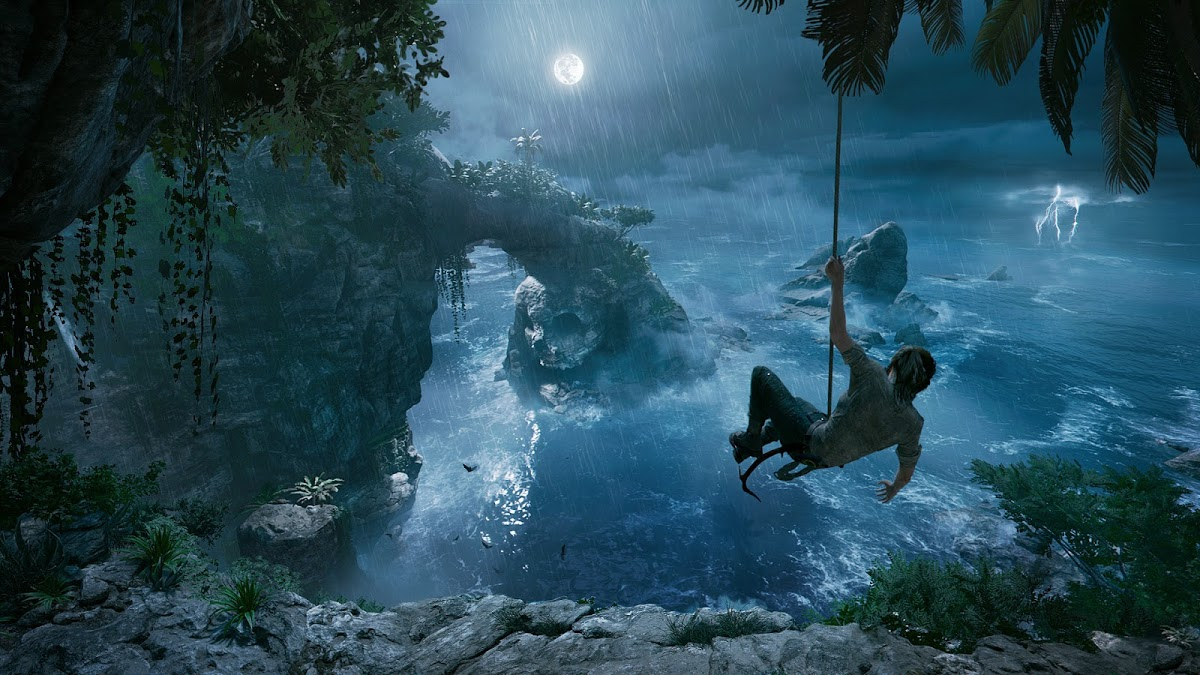 Shadow of the Tomb Raider Gameplay Screenshots #9 - Bild: Eidos Monreal