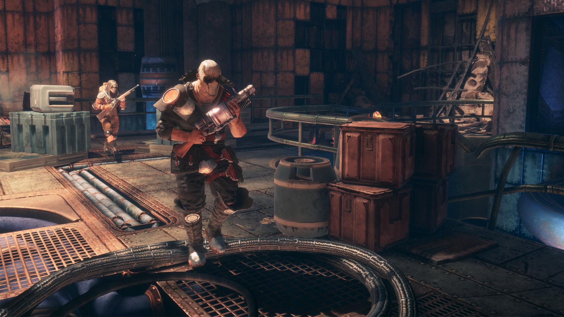 Insomnia: The Ark Screenshot 13 - Bilderquelle: HeroCraft