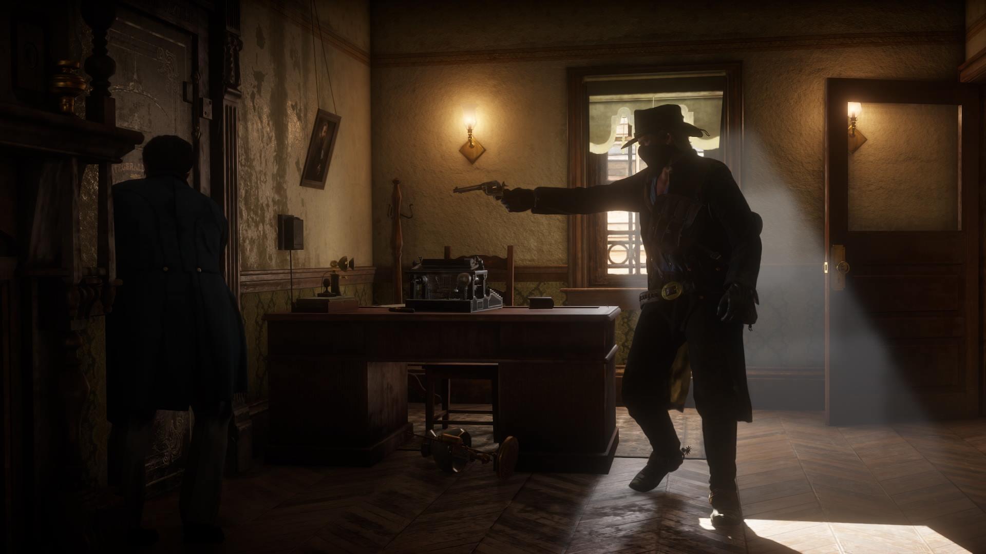 Neue Screenshots zu Red Dead Redemption 2 zeigen Tierwelt, Open World und Charaktere. Bild 8 - Quelle: Rockstar Games