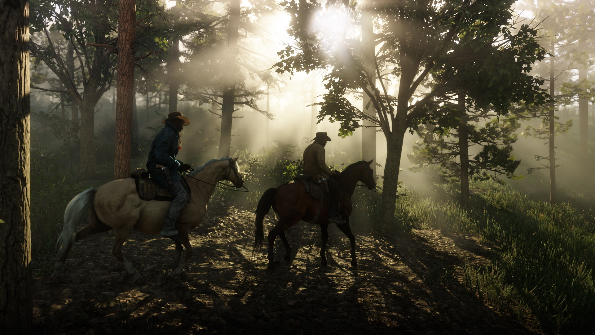 Schöne Open World: Neue Screenshots zu Red Dead Redemption 2. Bilderquelle: Rockstar Games