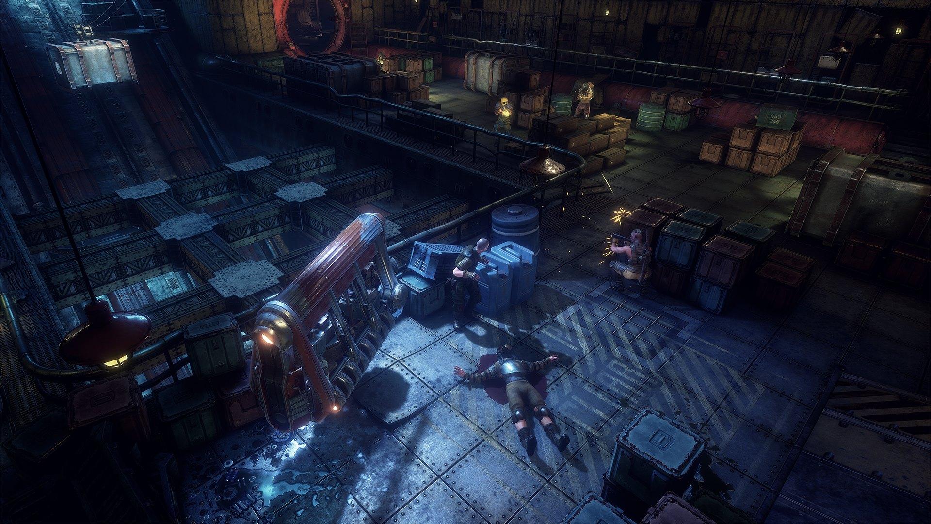 Insomnia: The Ark Screenshot 1 - Bilderquelle: HeroCraft
