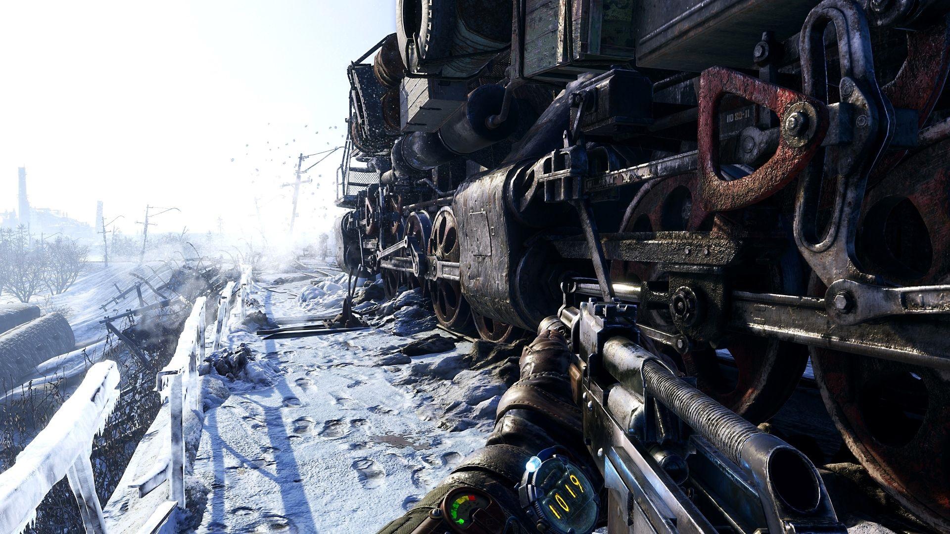 Metro Exodus E3 2018 Screenshots #3 Bild: THQ Nordic