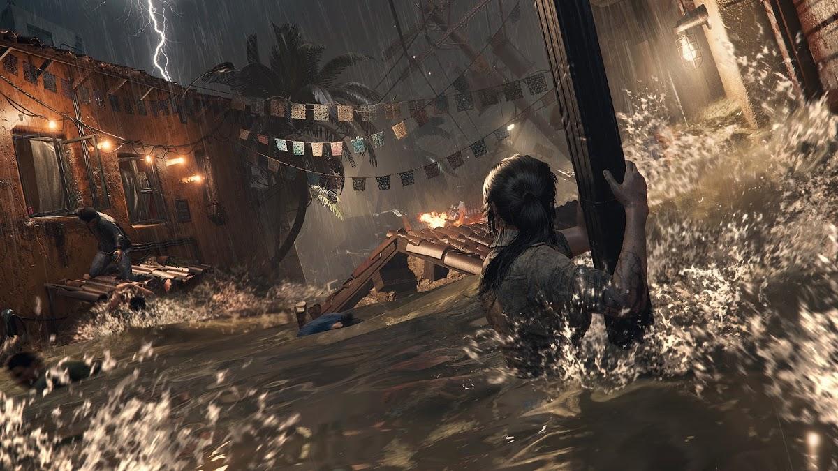 Shadow of the Tomb Raider Gameplay Screenshots #7 - Bild: Eidos Monreal