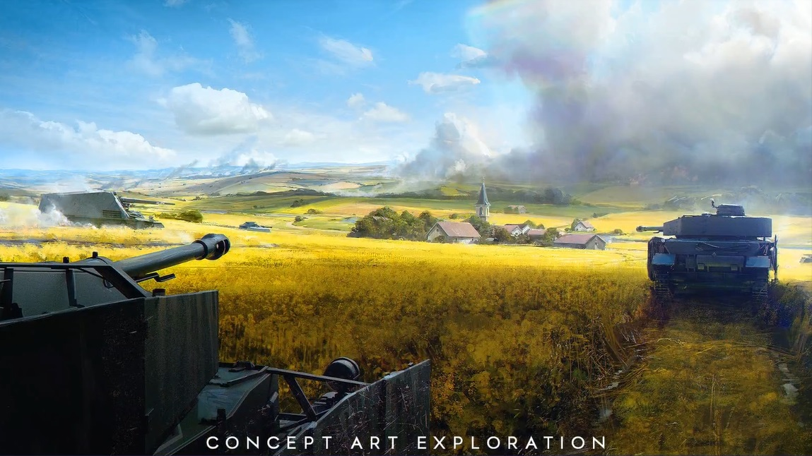 Battlefield 5 Artwork #6 Bilder: EA