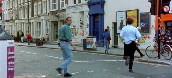 10 endroits de londres vus dans coup de foudre notting - Musique du film coup de foudre a notting hill ...