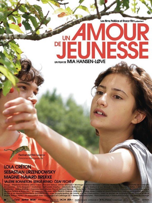 un amour de jeunesse 2011 films de lover films d 39 amour et com dies romantiques. Black Bedroom Furniture Sets. Home Design Ideas