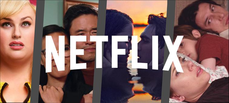 Les films d'amour sortis par Netflix en 2019