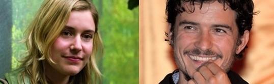 "Greta Gerwig et Orlando Bloom dans ""Lola Versus ?"""