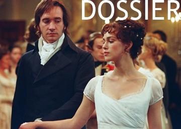 11 films d'amour en costumes en Angleterre.