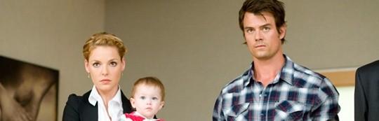 """Katherine Heigl et Josh Duhamel, dans """"Bébé, mode d'emploi""""."""