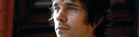 "Ben Wishaw, superbe interprète de John Keats dans ""Bright Star""..."