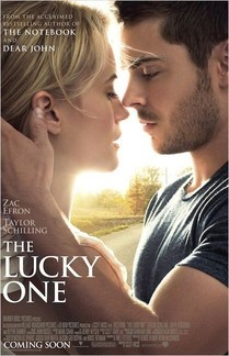 """The lucky one"", film perdu."